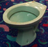 Coloured & Old Stock Sanitary Ware